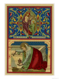 Mary Magdalen Repentant Prostitute Associated with Jesus of Nazareth Giclee Print