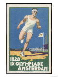 Poster for the Amsterdam Games Giclee Print