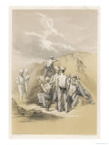 British Soldiers During the Sikh Wars Giclee Print