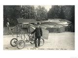 Vuia Monoplane Giclee Print
