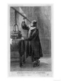 Jeremiah Horrocks English Astronomer Giclee Print