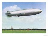 LZ 130 Graf Zeppelin II Giclee Print