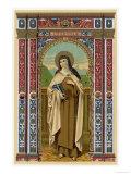 Saint Teresa of Avila Giclee Print