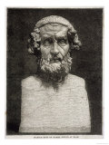 Homer Blind Greek Poet Giclee Print