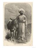 Armin Vambery Hungarian Traveller Explores Asia, Giclee Print