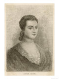 Great American Women - Abigail Adams Poster
