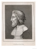 Theocritus Greek Poet Born in Syracuse Giclee Print