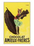 Chocolat Amieux-Freres Giclee Print