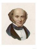 Martin Van Buren 8th Us President Giclee Print