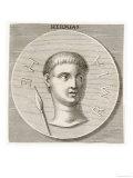 Hermias Tyrant of Artaneus and Assos Friend and Patron of the Greek Philosopher Aristotle Giclee Print