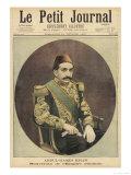 Abdul Hamid II, Ottoman Sultan Giclee Print