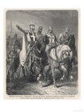 Leaders of the First Crusade Giclee Print