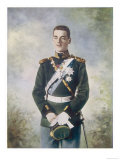 Prince Michael of Russia Son of Alexander III Brother of Nicholas II Executed in 1918 Giclee Print