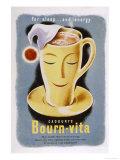 Cadbury's Bourn-Vita for Sleep and Energy Giclee Print