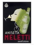Anisetta Meletti Lámina giclée
