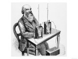 James Prescott Joule English Physicist Measures the Rate at Giclee Print