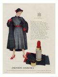 Atkinson's Cosmetics Giclee Print