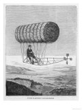 Ritchell's Flying Machine Giclee Print