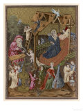 Baby Jesus and His Playthings Giclee Print