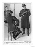 American Overcoats 1907 Giclee Print