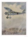 Henschel HS-162, WWII Giclee Print
