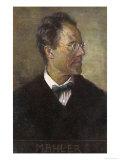 Gustav Mahler Austrian Musician Giclee Print