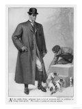 American Raincoat 1907 Giclee Print