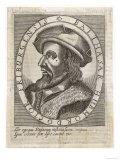 Balthasar Hubmaier German Theologian from Friburg Giclee Print