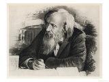Dmitri Mendeleyev Giclee Print