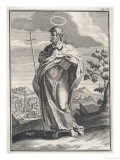 Saint Philip the Apostle Though Mentioned Sporadically in the Gospel We Know Little About Him Giclee Print