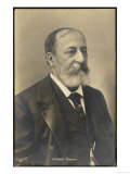 Camille Saint-Saens French Musician Giclee Print