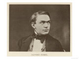 Alfred Nobel Swedish Inventor Manufacturer and Prize-Giver Aged About 30 Giclee Print