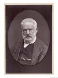 Victor Hugo French Writer Giclee Print