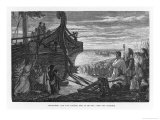 Archimedes Greek Mathematician and Inventor Giclee Print by Jan Verhas