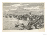 Battle of Stirling Bridge English Defeated by Scots Led by William Wallace Giclee Print