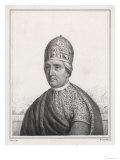 Paoluccio Anafesto 1st Doge of Venice Giclee Print