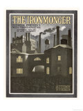 The Ironmonger Factory Exterior Giclee Print
