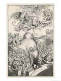 The Reign of Antichrist Giclee Print by Michael Volgemuth