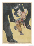 Young Thief Gicleetryck av Lawson Wood