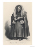 Rabbi Giclee Print by R. Young