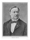 Theodor Schwann, Giclee Print