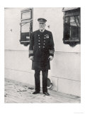 The Captain of the Ss Titanic, Captain E J Smith Giclee Print