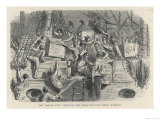 Boston Tea Party 1773 Giclee Print