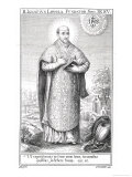 Ignatius Loyola, Spanish Saint and Founder of Jesuit Order Giclee Print by Trichon