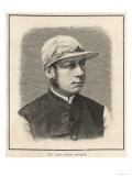 British Jockey Giclee Print
