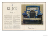 The Outstanding Buick of All Time, The Eight with Everything for Everybody Giclee Print