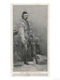 George a Custer Giclee Print