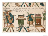 Bayeux Tapestry: Norman Conquest Giclee Print
