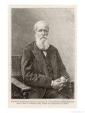 Dom Pedro de Alcantara Emperor of Brazil 1831-1889 Giclee Print by H. Thiriatise