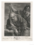 Archimedes Greek Mathematician and Inventor Giclee Print